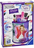 Ravensburger 12093 - Girly Girl Edition Utensil 3D-Puzzle, violett