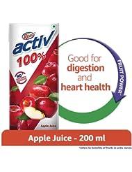 Real Activ Apple 200ml - No Added Sugar Juice