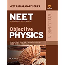 Objective Physics for NEET - Vol. 1 2020