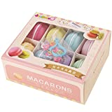 Zantec 6 oder 8 teile/satz Squishy Plastilin Bunte Macaron Kristall Schleim Spielzeug Blasen Blasen Anti stress Lustige Schlamm Kinder Geschenk