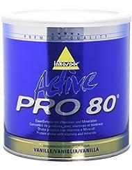 Inkospor ACTIVE Pro 80 Shake protéiné Définition Tonification et Perte de Poids Vanille 750 g