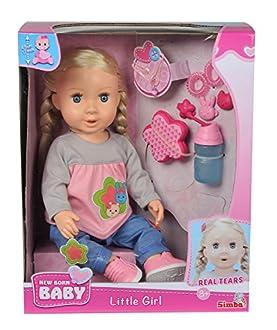 Simba 105030055 – New Born Baby Ragazza Bambola