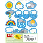 Stickers-weather x APLI AGIPA 51 -