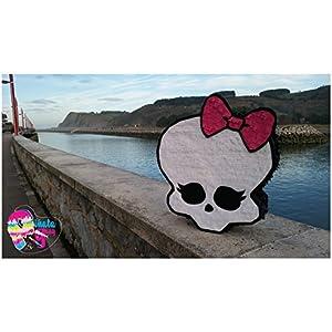 Schädel Piñata. Monster High Pinata
