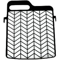 Color Expert 84832810 - Rejilla para rodillo (26 x 28 cm, plástico), color negro
