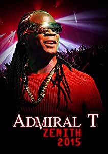 Admiral T Live au Zenith de Paris