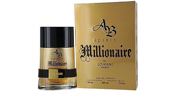 Lomani Millionaire Spirit Eau De 100 Ml Pour Toilette Homme K1cTJlF3