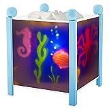Trousselier Nachtlicht/Magische Laterne Meer–Farben zur Auswahl