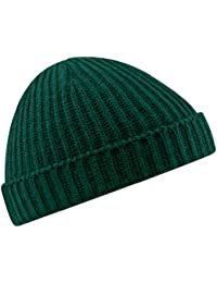 acdb9a5d2e2 ... for Clothing   Men   Accessories   Hats   Caps   Last month. Beechfield  Unisex Retro Trawler Winter Beanie Hat Baseball Cap