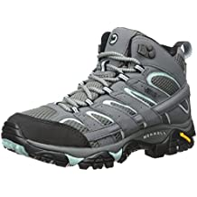 Merrell Jungle Moc - Botas de montaña, color Negro, talla 31 Eu/12 Uk