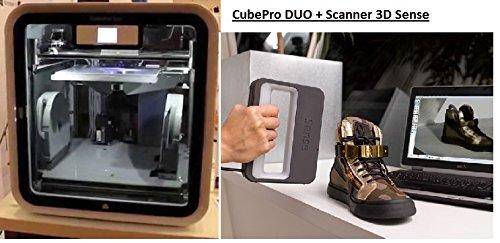 Imprimante 3D CubePro Duo + Scanner 3D Sense