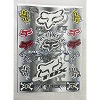 Orange Imports Ltd ST042 Sticker KIT Mini Moto Dirt Pit Bike Fox Racing