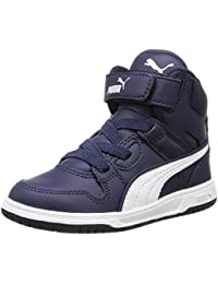 Puma Rebound Street L Unisex-Kinder Sneaker