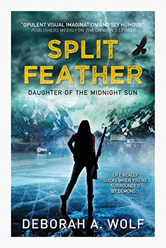 Split Feather - Daughter of the Midnight Sun Book 1