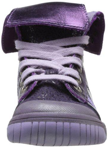 Babybotte Artiklou, Baskets mode fille Violet (061 Violet)