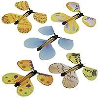 TOPVORK Juguete mágico de mariposa voladora con forma de mariposa, se utiliza para regalos sorpresa o fiestas, jugar Navidad y Año Nuevo.