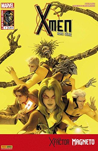 X-Men Hs V3 03 : Axis - Facteur - X & Magneto 2/2