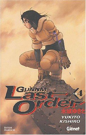 Gunnm Last Order Vol.4 par KISHIRO Yukito