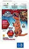 T-Rex Kostüm aufblasbare Jurassic Welt für Kinder -