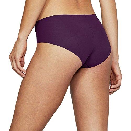 Under Armour Damen Pure Stretch Hipster Sportswear-Unterhosen Merlot