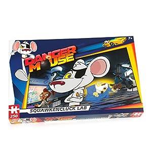 Paul Lamond Puzzle Danger Mouse Squawkencluck Lab (250 Piezas)