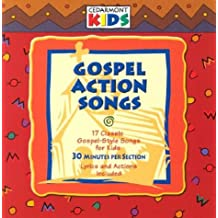 Gospel Action Songs (Gospel Music for Kids)