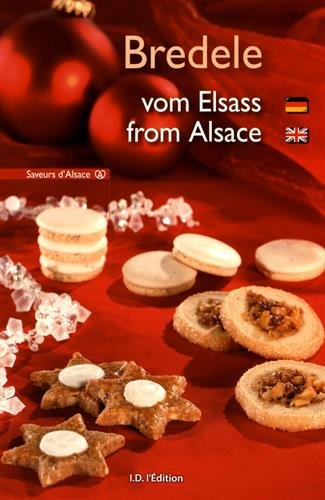 Bredele : Vom Elsass / from Alsace par From ID L'Edition