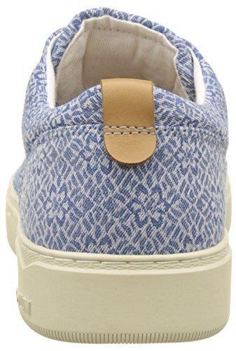 PLDM by Palladium Tila Print, Baskets Basses Femme Bleu (Blue)