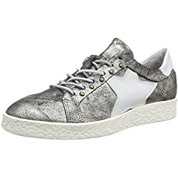 A.S.98 729101, Damen Sneakers, Weiß (Bianco), 36 EU