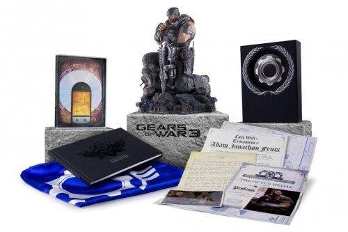 Gears of War 3 - édition épique