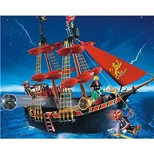 Playmobil - 4424 - Pirates - Vaisseau des flibustiers