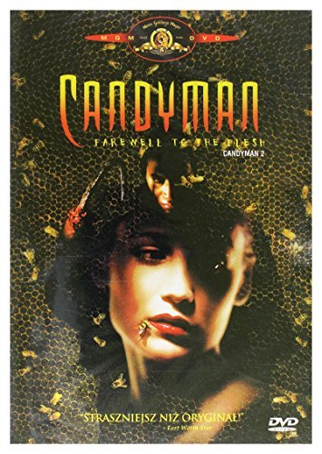 Candyman: Farewell to the Flesh [Region 2] (English audio) by Tony Todd