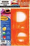 Fiskars 4975 ShapeTemplate 3-Pack