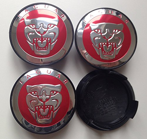 neue-jaguar-rot-57-mm-legierung-felgendeckel-radkappen-x4-xj-xf-xs-xk-xk8-xe-typ-f