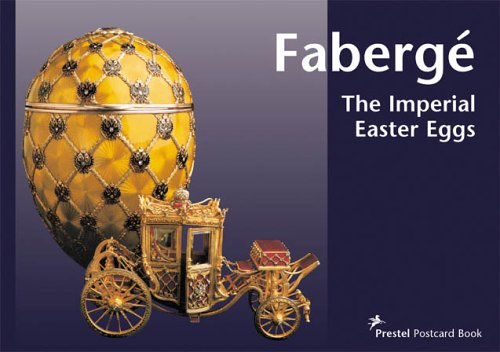 Faberge, The Imperial Easter Eggs, Postkarten (Postcard Books) Faberge Imperial
