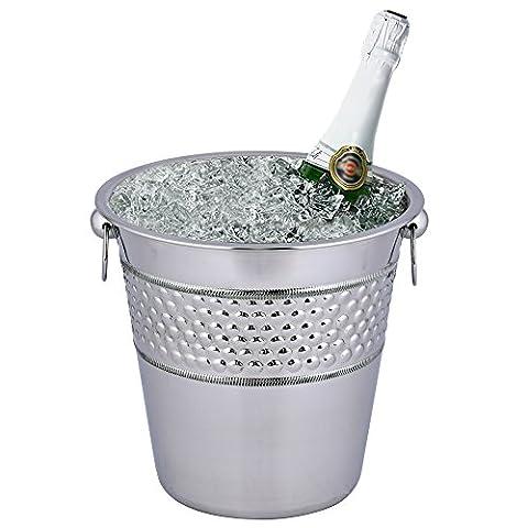 Kosma Designer Champagne Bucket Stainless Steel | Bottle Cooler |