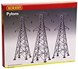 Hornby R530 00 Gauge Pylon Kit
