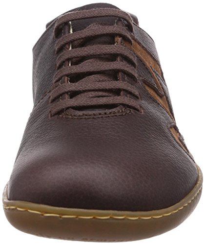 El Naturalista El Viajero, Sneakers Basses Mixte Adulte Marron - Marron