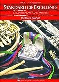 Standard Of Excellence: Book 1 Trumpet/Cornet (comprehensive band method)