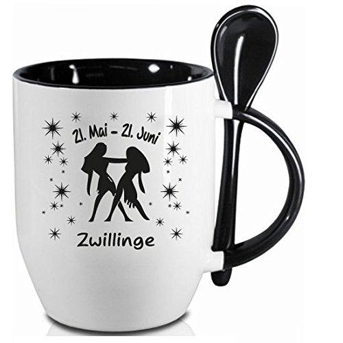 tazza-segno-zodiacale-gemelli-nero-cucchiaio-tazza-con-cucchiaio-in-ceramica-regali-tazza-in-top-qua