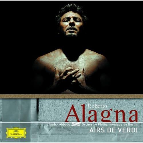 Roberto Alagna Airs de Verdi