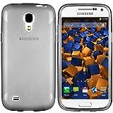 mumbi X-TPU Schutzhülle Samsung Galaxy S4 mini Hülle grau