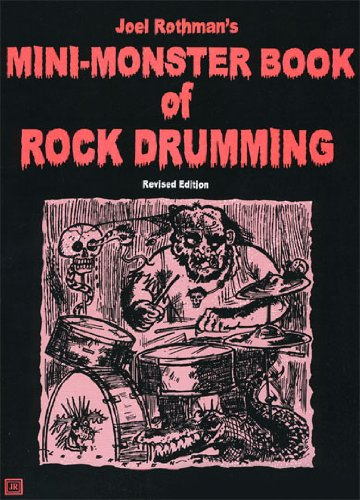 JRP02 - Mini-Monster Book of Rock Drumming par Joel Rothman