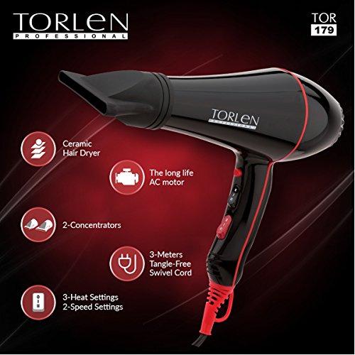Torlen Professional Hair Dryer