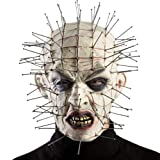 Carnival Toys Hellraiser Pinhead Maschera In Lattice Carnevale Halloween Feste Travestimenti Cosplay