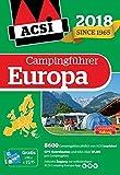 Produkt-Bild: ACSI Internationaler Campingführer Europa 2018: 8600 Campingplätze (Hallwag Promobil)