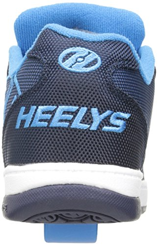 Heelys Propel 2.0, Sneakers basses garçon Bleu (Navy / New Blue / Ballistic)