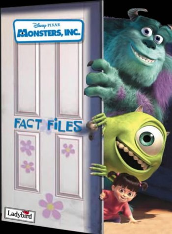 Monsters Inc. Fact File: