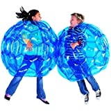 Zorb Ball Bumping Knocker Balls Sumo Wrestling Suits For Kids Set Of 2 With Pump