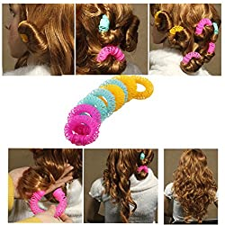 cinnamou 8 pcs Hairdress...